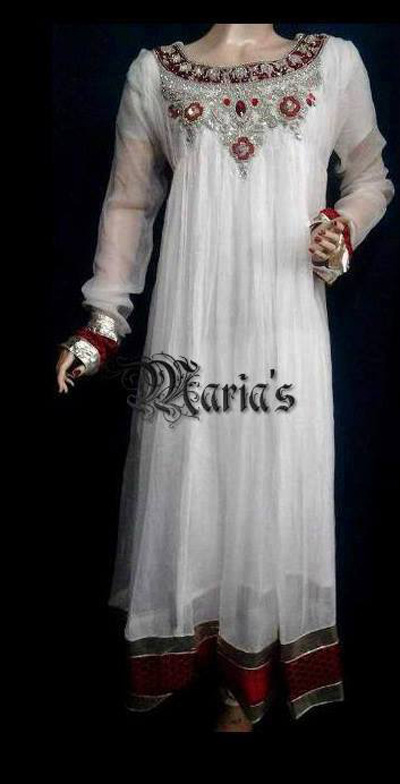 Maria's Eid  Collection 2014 8