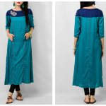 Marie's Outfit For New Eid Fashion 2014 1