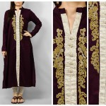 Marie's Outfit For New Eid Fashion 2014 4