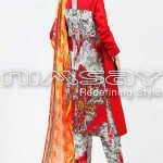 Nimsay Summer Dresses Collection 2014 2