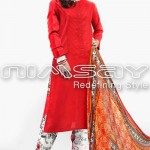 Nimsay Summer Dresses Collection 2014 3