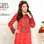 Origins - Ready to Wear Eid Dresses Collection 2014 4