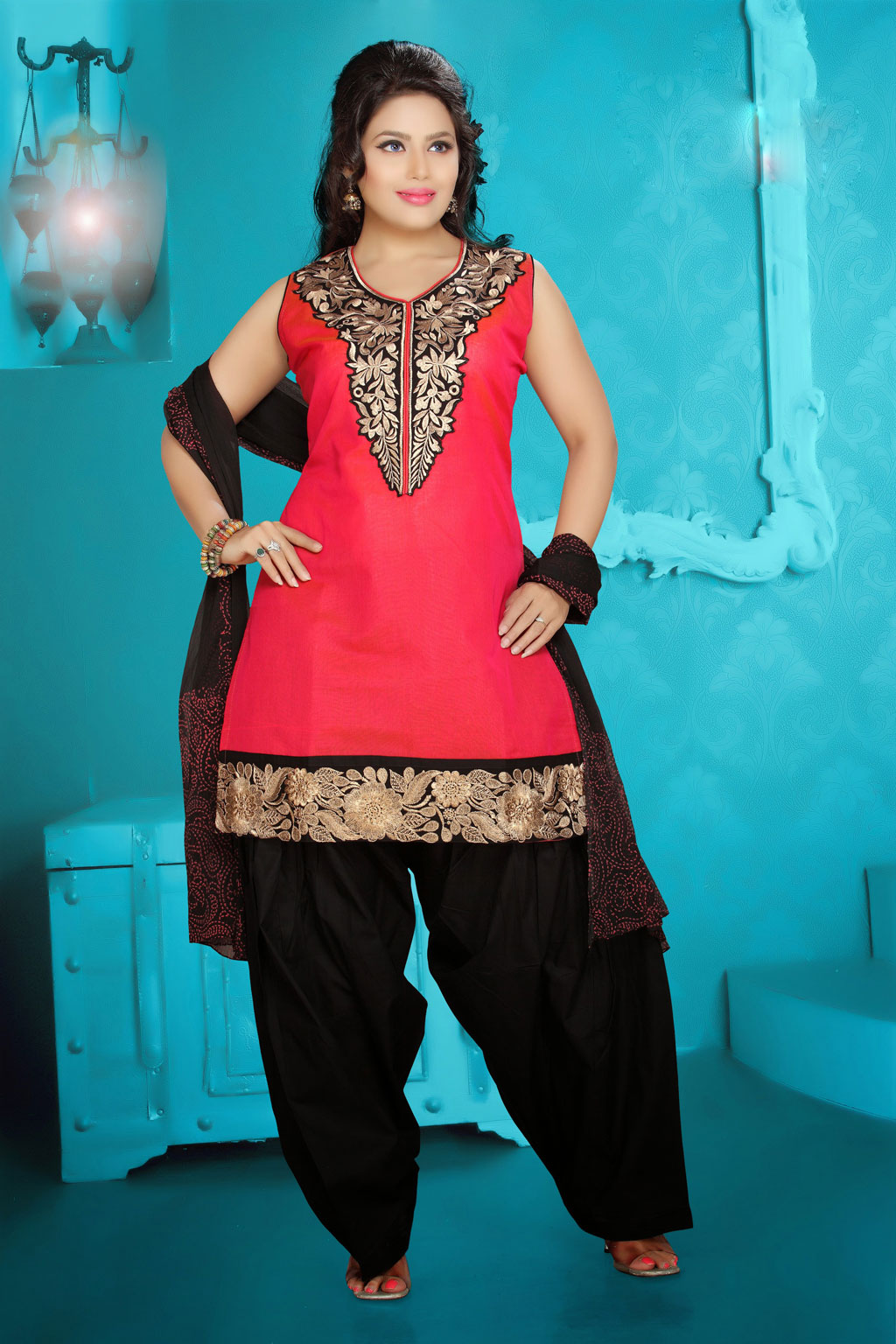 Patiala Street Shalwar Qameez Selection 2014 (2)