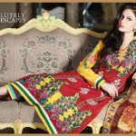 Shaista.cloth Summer Eid Dresses Collection 2014 10