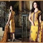 Shaista.cloth Summer Eid Dresses Collection 2014 2