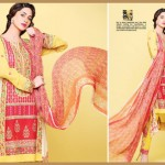 Shaista.cloth Summer Eid Dresses Collection 2014 6