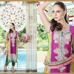 Shaista.cloth Summer Eid Dresses Collection 2014 9