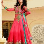 Specialized Marriage Dresses Anarkali Frocks Fashion Styles For Beauties 2014 (5)
