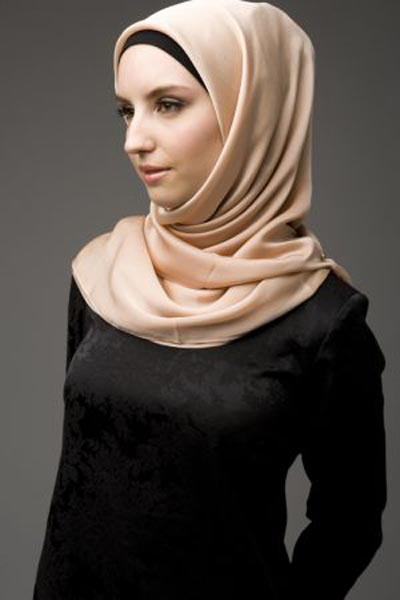 Stylish Arab Hijab Collection 2014 1