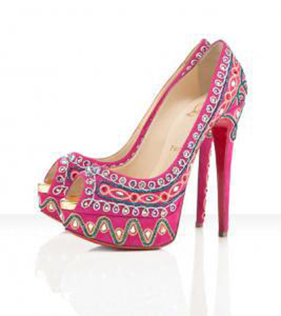 Sweet Higher Heels Footwear for Women (4)