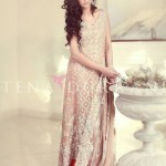 Tena Durrani Bridal Wear Dresses Collection 2014 3