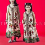 Tena Durrani Kids Wear Dresses Collection 2014