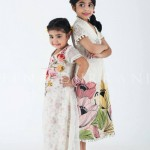 Tena Durrani Kids Wear Dresses Collection 2014 3