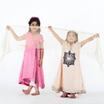 Tena Durrani Kids Wear Dresses Collection 2014 7