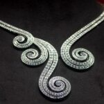 Tendency Of White Gold Pendant Gallery For Ladies (6)