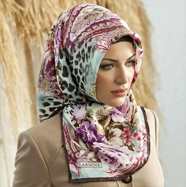Turkish Hijab Fashion For Ramadan Wear For Muslim Ladies (3)