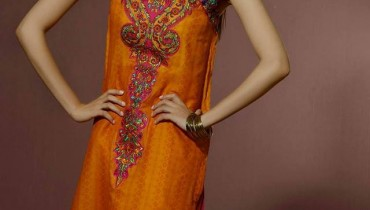 Umar Sayeed Eid Prints Lawn Dresses Collection 2014 1