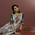 Umar Sayeed Eid Prints Lawn Dresses Collection 2014 112