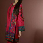 Umar Sayeed Eid Prints Lawn Dresses Collection 2014 19