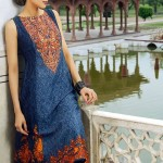Umar Sayeed Eid Prints Lawn Dresses Collection 2014 2