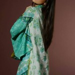 Umar Sayeed Eid Prints Lawn Dresses Collection 2014 4