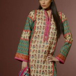 Umar Sayeed Eid Prints Lawn Dresses Collection 2014 5