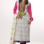Uzma Creation New Summer Dresses Collection 2014