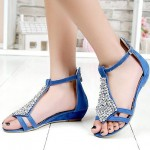 Young Women Shoes Fashions For Summer 2014 - 2015 Chain (1)