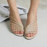 Young Women Shoes Fashions For Summer 2014 - 2015 Chain (5)