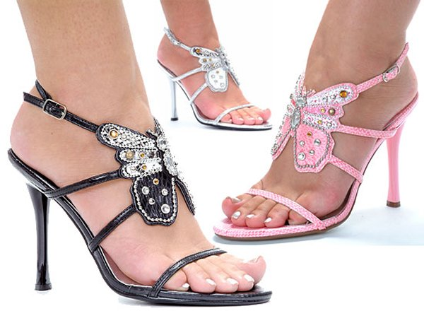 Young Women Shoes Fashions For Summer 2014 - 2015 Chain (6)