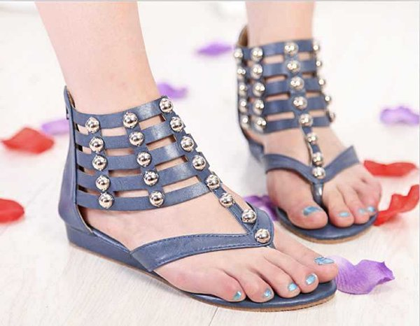 Young Women Shoes Fashions For Summer 2014 - 2015 Chain (7)