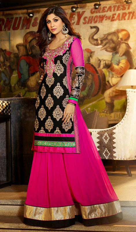 kaneesha party wear dresses 2014 3