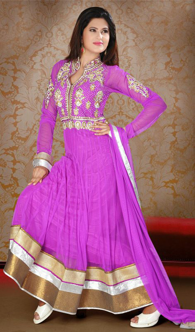 kaneesha party wear dresses 2014 9