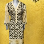 Al Karim Exclusive Kurti Colllection 2014 3