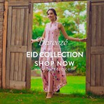 Bareezé Eid 2014 Collection For Girls 13