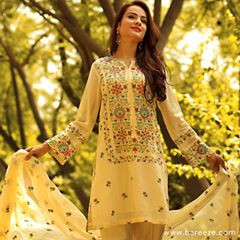 Bareezé Eid 2014 Collection For Girls