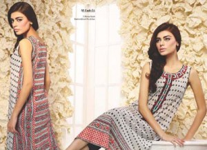 Bashir Ahmad Printed & Embroidered SINGLE SHIRT VOL 2 1