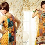 Bashir Ahmad Printed & Embroidered SINGLE SHIRT VOL 2 12
