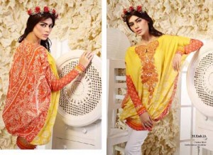 Bashir Ahmad Printed & Embroidered SINGLE SHIRT VOL 2 2