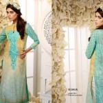 Bashir Ahmad Printed & Embroidered SINGLE SHIRT VOL 2 3