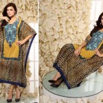 Bashir Ahmad Printed & Embroidered SINGLE SHIRT VOL 2 4