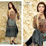 Bashir Ahmad Printed & Embroidered SINGLE SHIRT VOL 2 5