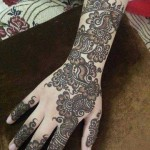 Beautiful Mehndi Designs Collection 2014