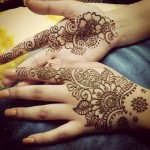 Beautiful Mehndi Designs Collection 2014 18