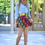 Beautiful Sexy Skirts For Fashionable Summer For Women (5)