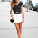 Beautiful Sexy Skirts For Fashionable Summer For Women (8)