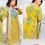 DAWOOD GOLD LAWN VOL. 3 Collection 2014 18