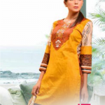 DAWOOD GOLD LAWN VOL. 3 Collection 2014 28