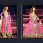 Diya Mirza New Party Wear Dresses Colleciton 2014 1