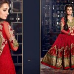 Diya Mirza New Party Wear Dresses Colleciton 2014